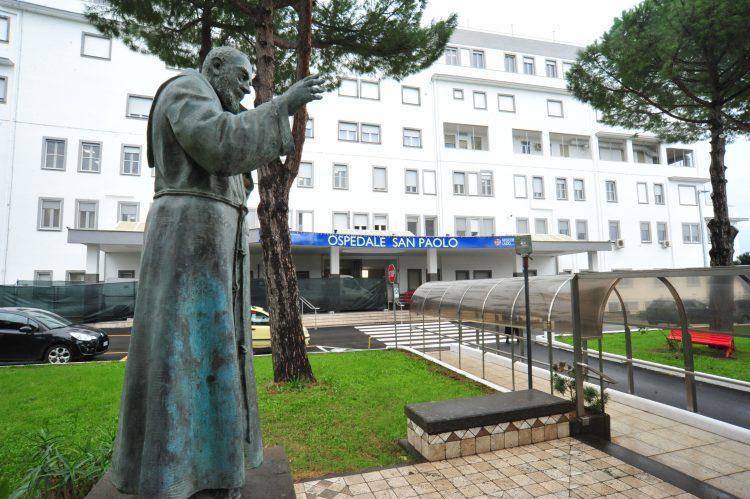 Ospedale San Paolo, i ringraziamenti di un cittadino