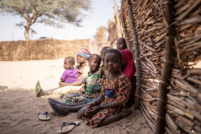 """Unicef: """"Nel Sahel Centrale oltre 2 milioni di bambini hanno bisogno di protezione"""""""