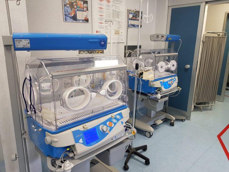 San Paolo, Nido e neonatologia: arrivano i dispositivi medici di ultima generazione