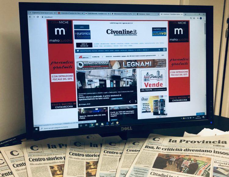 Con le Top News di Civonline leggi anche La Provincia