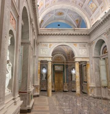 Trecentomila euro per Palazzo Bruschi Falgari: si completa una storia lunga 14 anni
