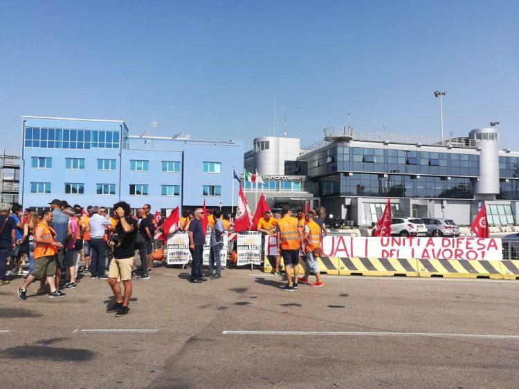 Crisi del porto: vertice in Authority con i sindacati