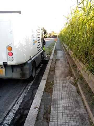 Manutenzione verde e igiene stradale, riprese le attività di CSP