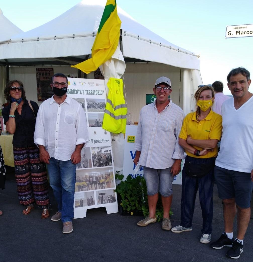 """Stendhal all'evento della Perla """"Prodotti in Piazza"""""""