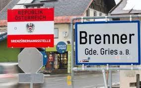 Riapertura confini, Austria riapre ma non per l'Italia