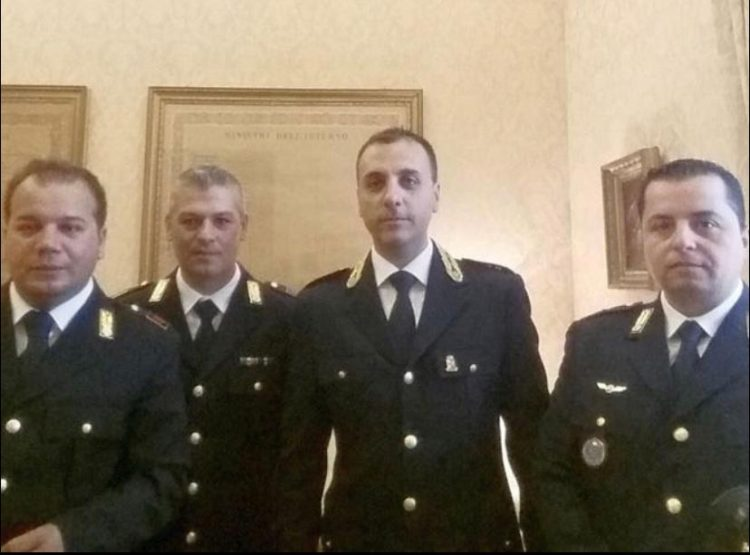 Manganaro lascia Tarquinia: la città perde un poliziotto eroe