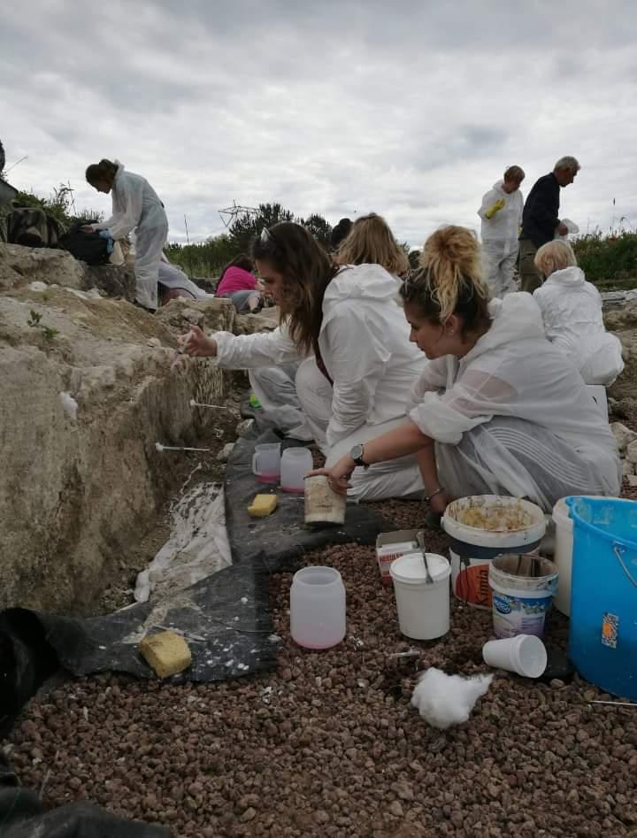Gar, via alla campagna di scavo archeologico