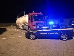 La GdF scopre contrabbando di gasolio dall'europa dell'est