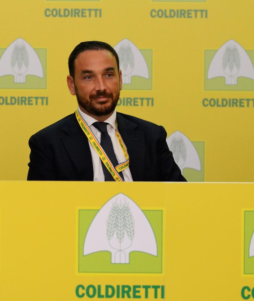 Vendemmia 'verde selettiva' SOS di Coldiretti alla Regione