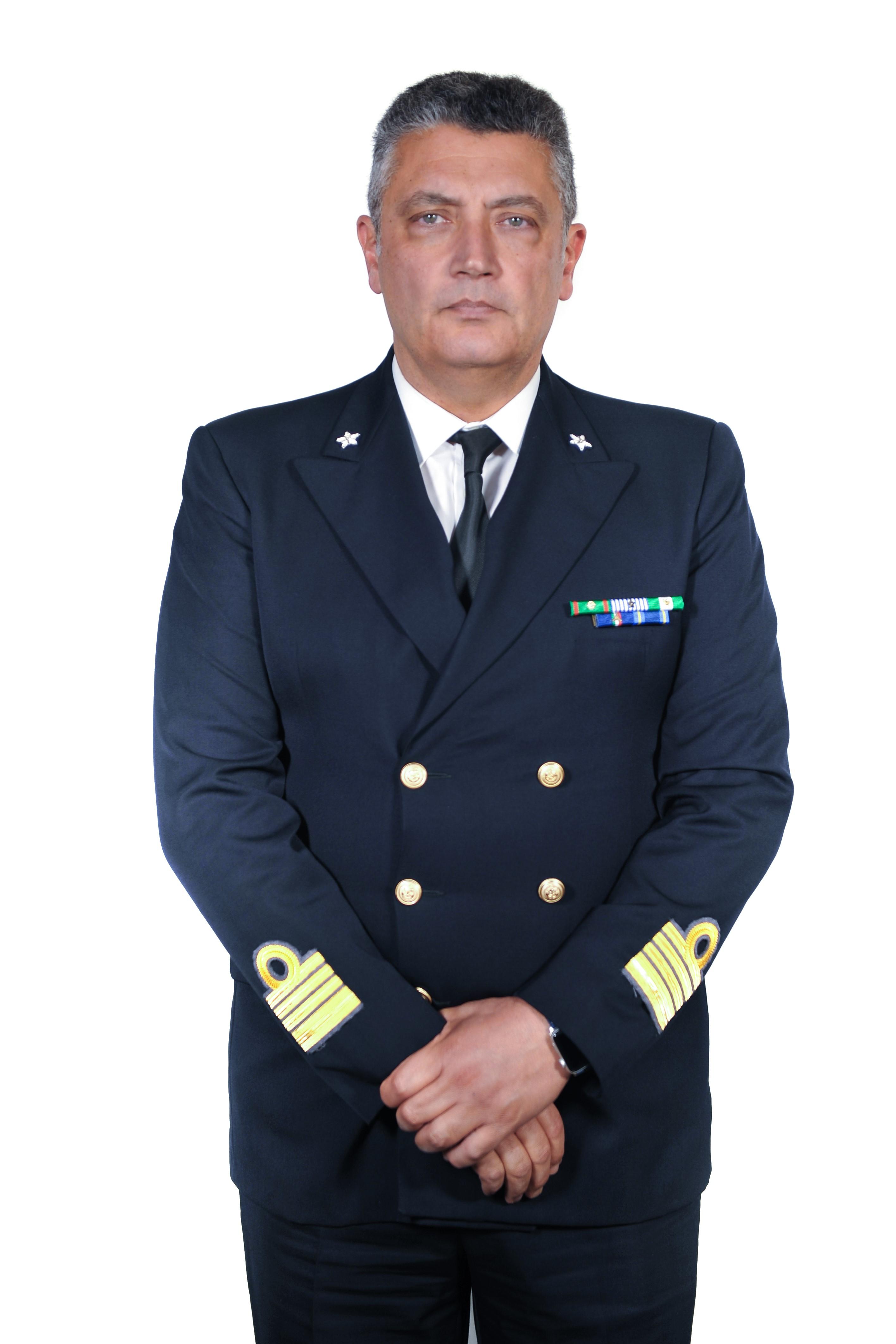 Capitaneria di Porto, nuovo incarico per il comandante Minervino