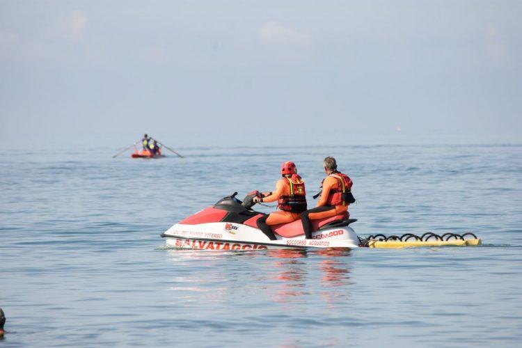 Tarquinia, da sabato attivo il presidio acquatico dei Vigili del fuoco