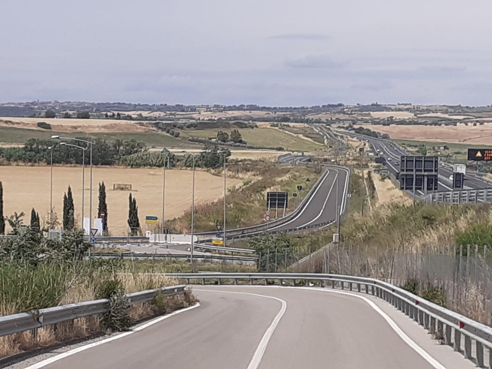 Autostrada. Complanari: è l'ora dell'apertura