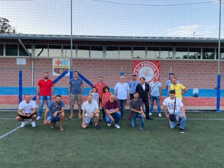 La Cm Tolfallumiere rinnova l'affiliazione col Perugia Calcio