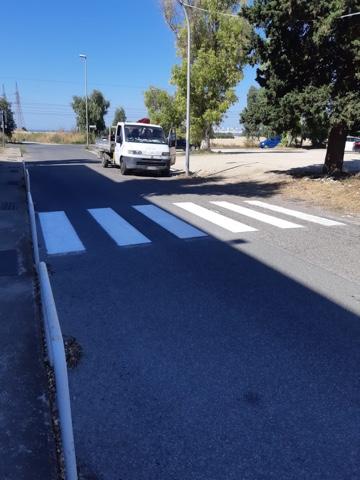 Segnaletica stradale e verde, prosegue la manutenzione