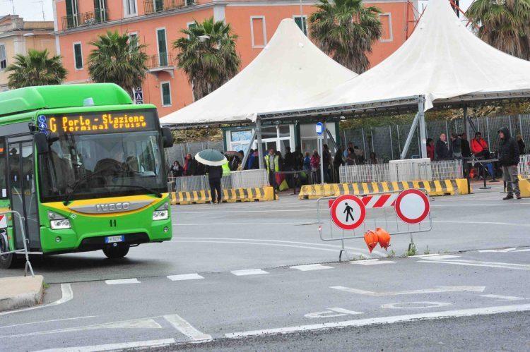 """""""Stazione al porto di Civitavecchia: l'Adsp ha scelto l'isolamento"""""""