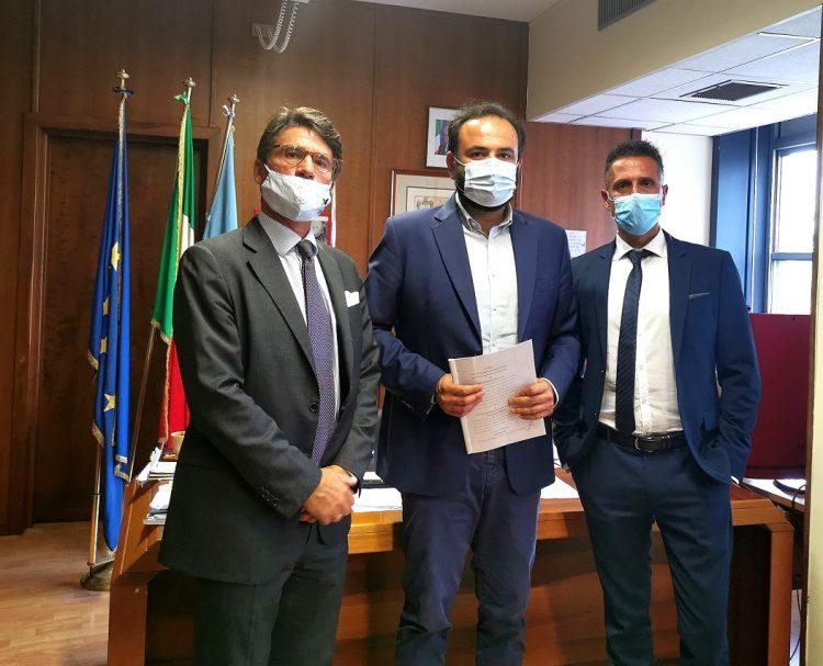 Potenziamento penultimo miglio ferroviario al porto di Civitavecchia
