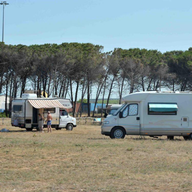 Frasca, i camperisti temono nuove chiusure