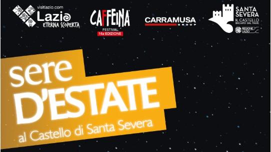 Settimana intensa a S. Severa al 'Caffeina Festival 2020'
