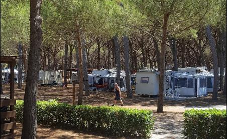 Fallimento Maretour, dissequestrati i camper