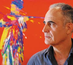 L'artista Natino Chirico dona una sua opera al San Paolo