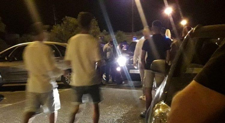 Bottigliate contro un coetaneo: arrestata 19enne