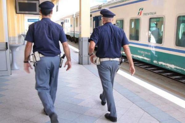 Ricercato per furto e ricettazione: arrestato dalla Polizia ferroviaria di Civitavecchia