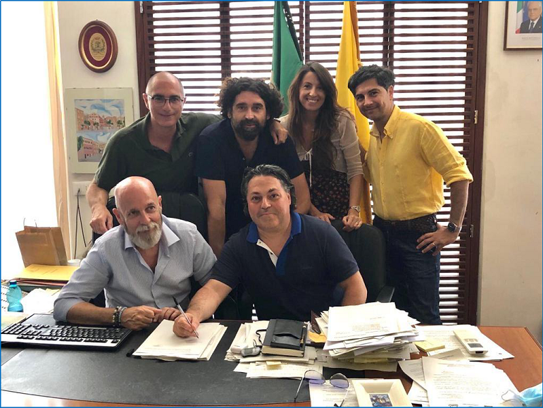 Il Polo Democratico accoglie Lucarelli nella squadra di governo