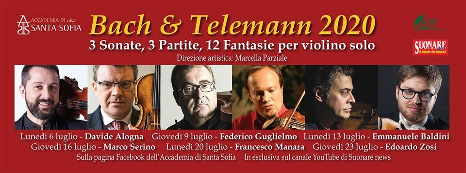 Concerti streaming per l'Accademia Santa Sofia