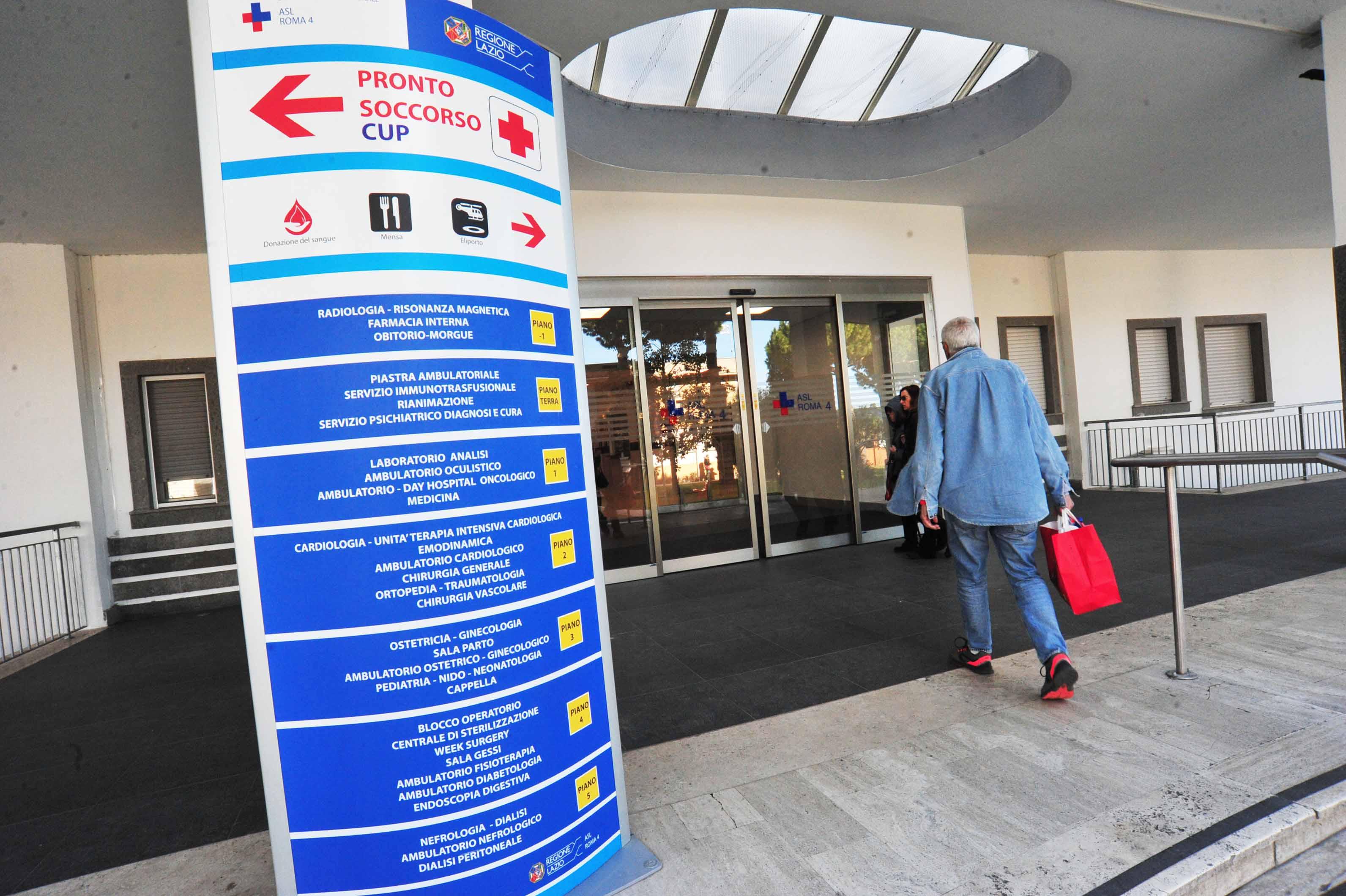 Ospedale San Paolo, il reparto covid sale a 30 posti letto