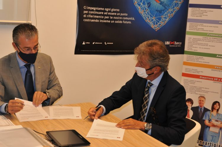 Accordo UBI Banca e UAI per finanziare le imprese artigiane