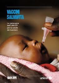 """UNICEF e OMS: """"Allarmante calo di vaccinazioni durante la pandemia"""""""