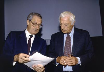 E' morto Cesare Romiti, fu presidente e ad della Fiat