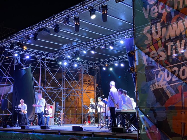 Al Civitavecchia Summer Festival stasera Rodolfo Laganà