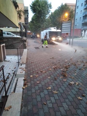 Csp, divieti di sosta sulla Mediana per sanificazione