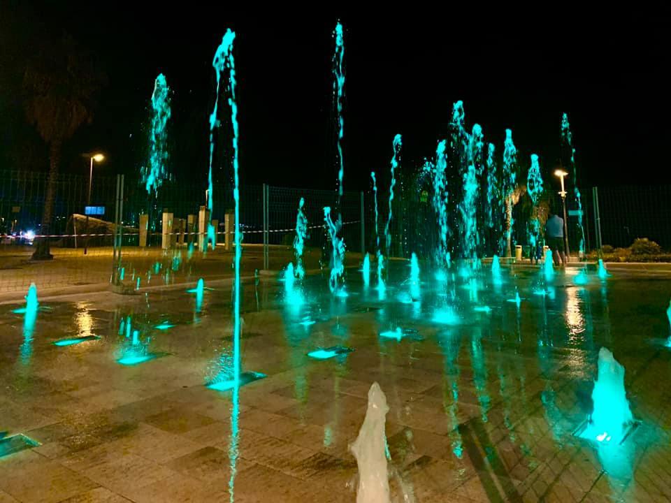 Restituita la Fontana alla Marina