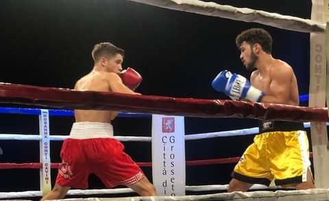 Gasparri fulmina Mennillo al secondo round