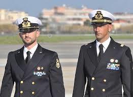 """Caso """"Enrica Lexie"""", Latorre sui social: """"Umiliato come militare e come uomo"""""""