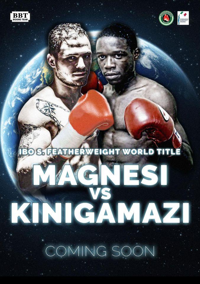 Magnesi pronto a diventare Mondiale