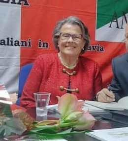 Il Comitato 10 febbraio ricorda Nidia Cernecca, testimone delle Foibe