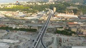 Il Ponte San Giorgio (ex Morandi) torna nelle mani della società Autostrade