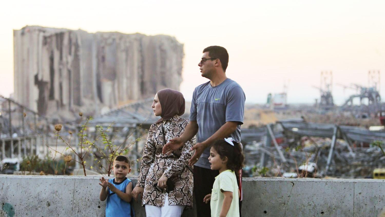 Unicef, consegnate 67 tonnellate di aiuti per i bimbi del Libano