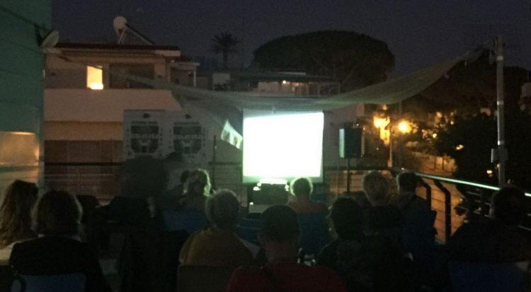 Ancora sold out per l'Itff 2020      sulla terrazza della biblioteca      comunale di Santa Marinella