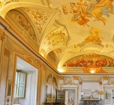 Giornata delle Dimore storiche del Lazio:      il castello di Torrimpietra apre al pubblico