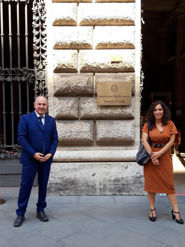 "Tolfa entra nel registro dei ""Paesaggi rurali storici d'Italia"""