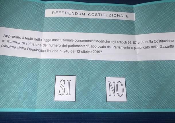 Referendum, a Civitavecchia vince il sì con il 69,27%