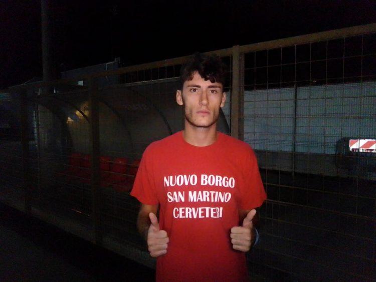 Dal Castiadas al Borgo San Martino: il centrocampista Angelucci vuole portare il club in Promozione