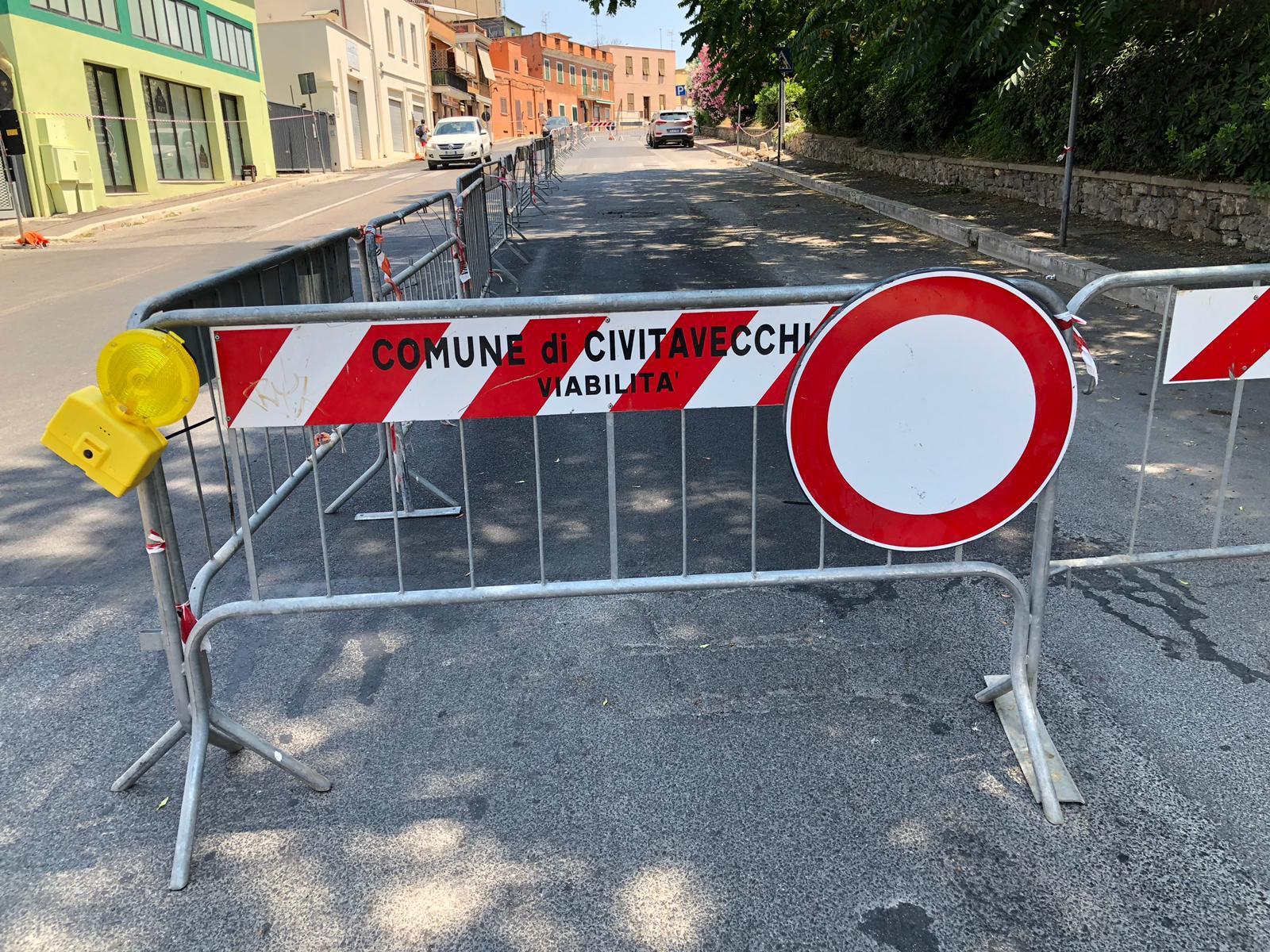 Via Isonzo, Ater al lavoro sul nuovo muro