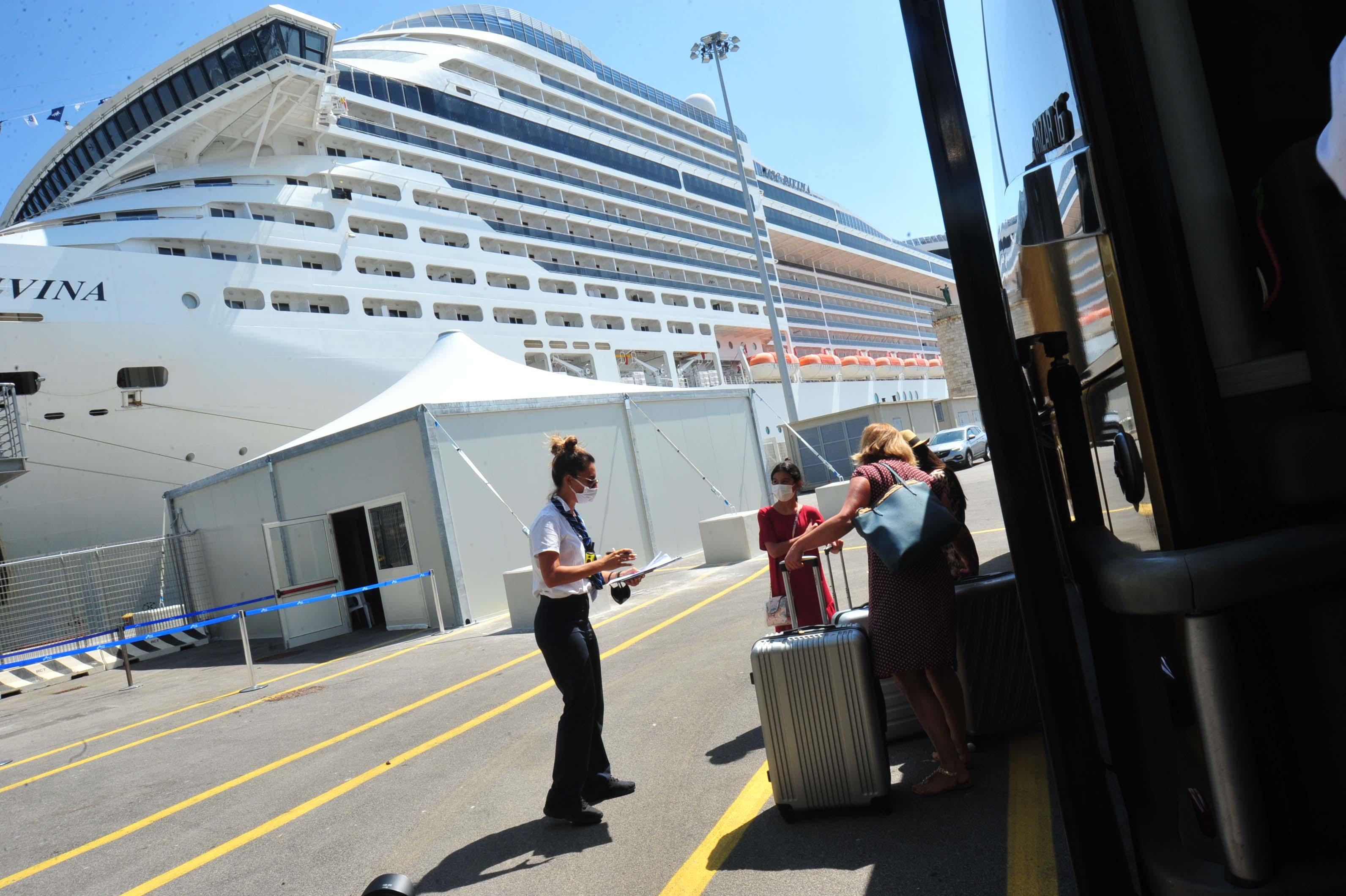 Msc Grandiosa, incremento di 300 unità passeggeri
