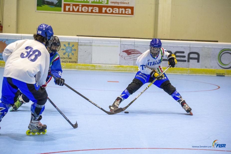 Cv Skating: Novelli, Tranquilli e Stefani vestono l'azzurro
