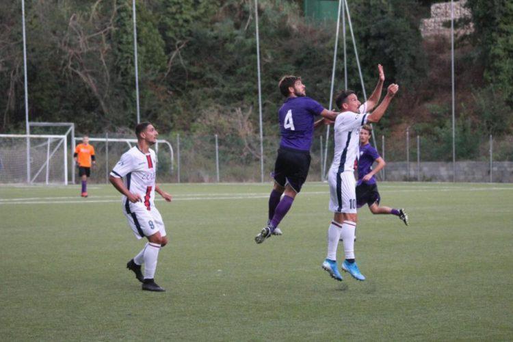 Coppa Italia, alle 11 al Sale il derby Ladispoli-Cerveteri